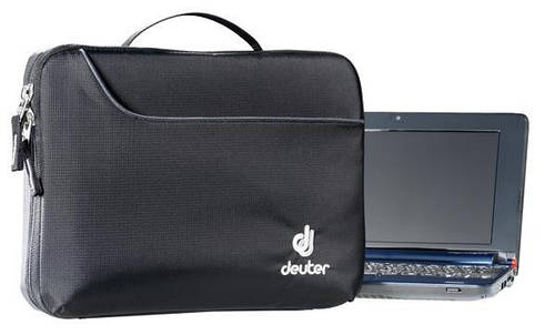 """Сумка для ноутбука с усиленными стенками Deuter Laptop Case 13"""" 7000 black (черный)"""