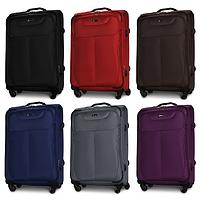Тканевые чемоданы Fly 1807 на 4-х колесах