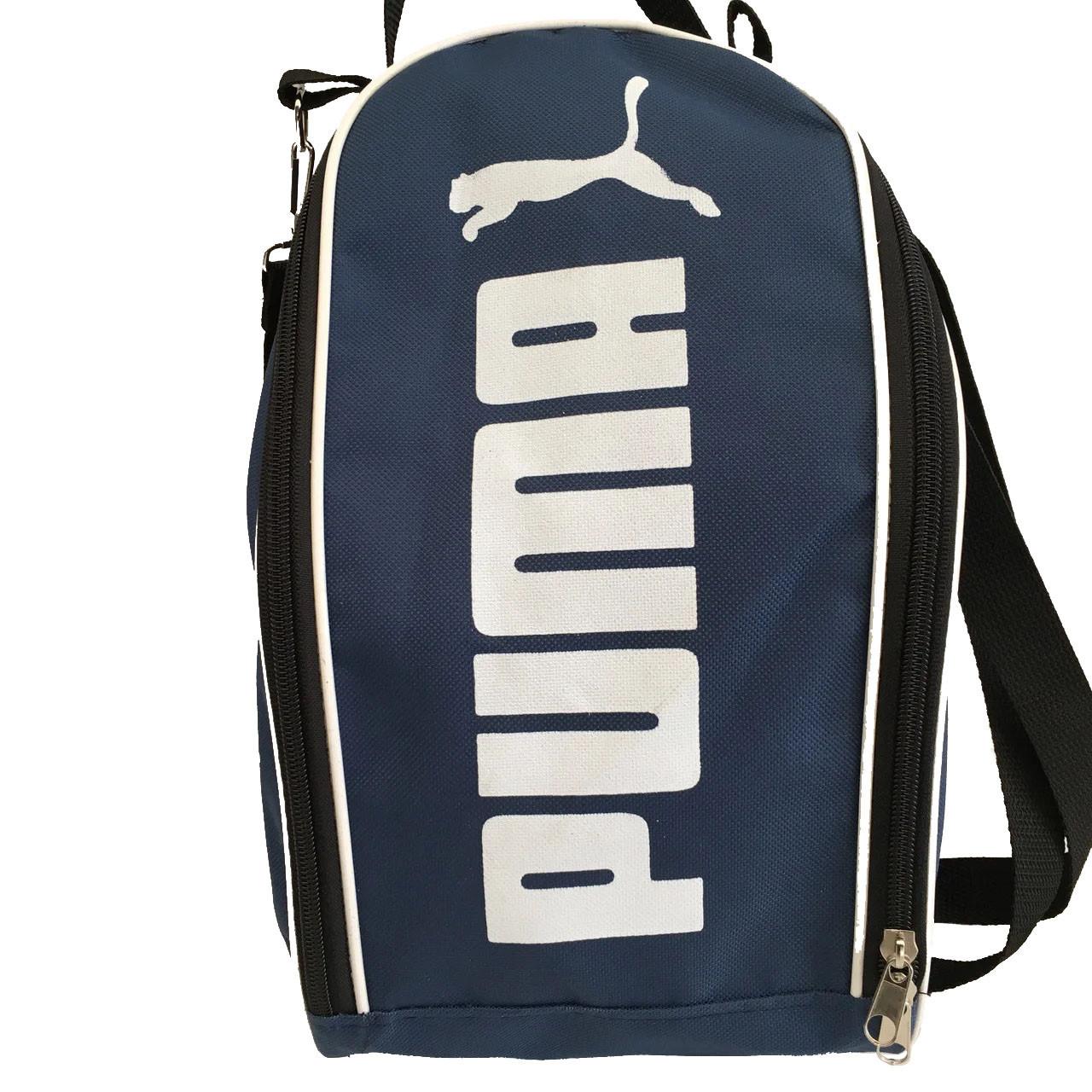 Сумка спортивная для обуви Puma синяя