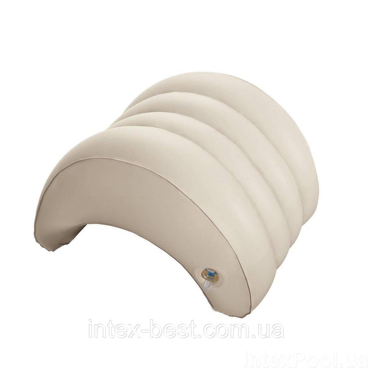 Подголовник для джакузи Intex 28501 (39х30х23 см)