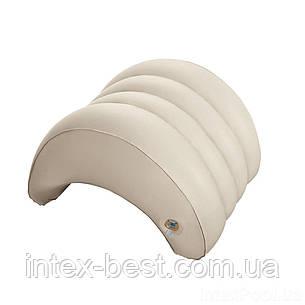 Подголовник для джакузи Intex 28501 (39х30х23 см), фото 2