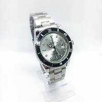 Женские наручные часы Rolex (Ролекс), серебристые