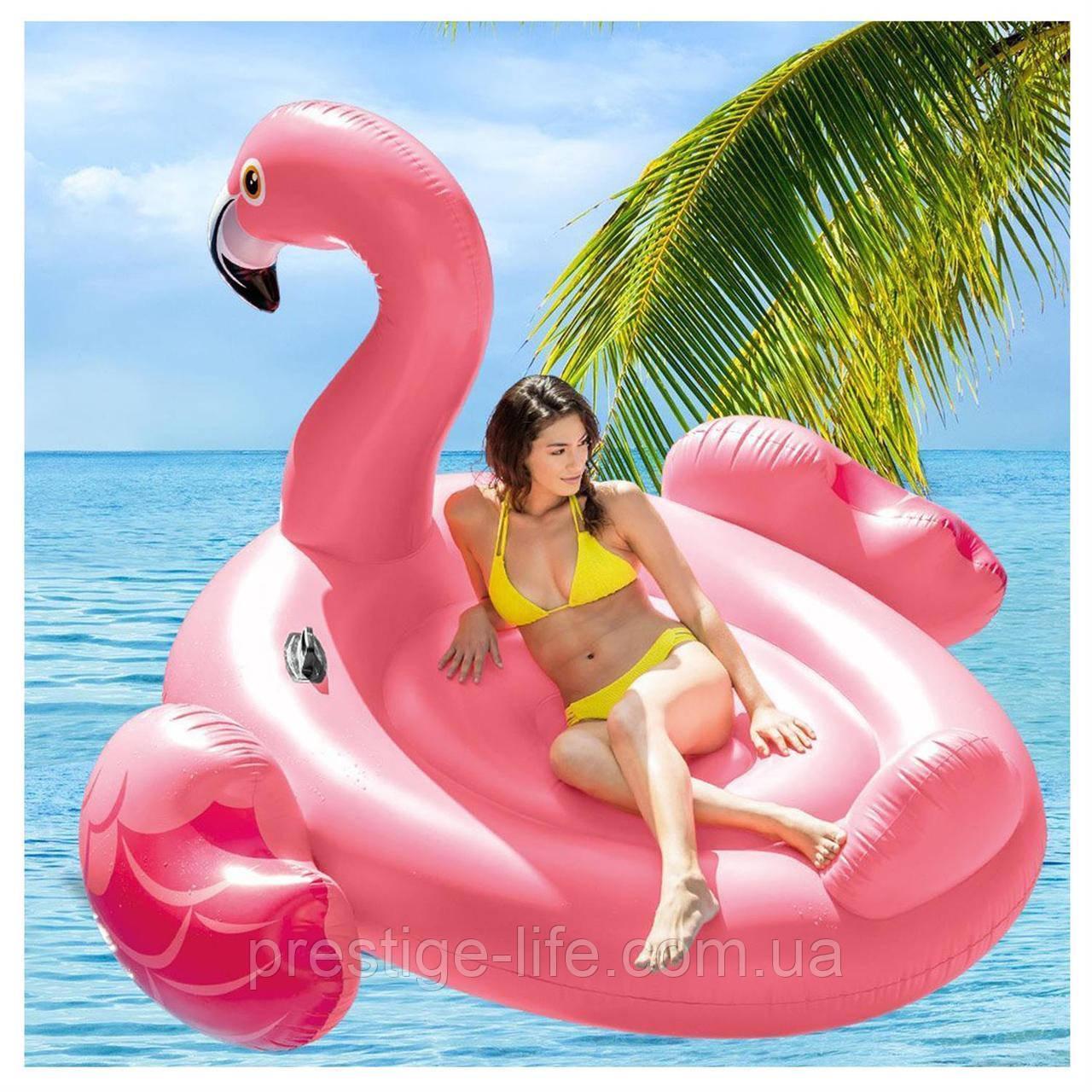 Игрушка для плавания «Розовый фламинго» 57558NP INTEX