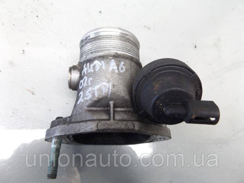 Дроссельная заслонка AUDI A4 B6 2.5 TDI 02 R