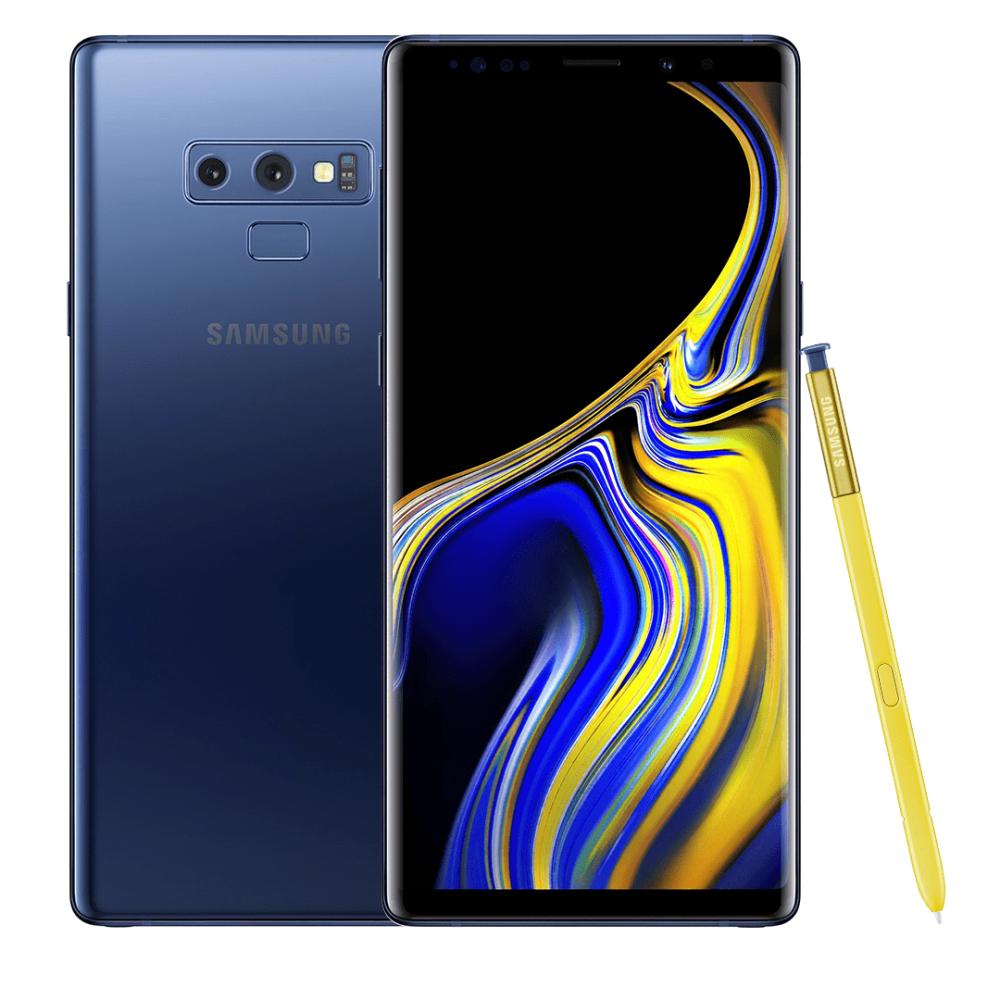 Смартфон Samsung Galaxy Note 9 SM-N960U 6/128GB Ocean Blue модель SM-N960U
