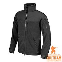 Куртка флисовая Helikon-Tex® CLASSIC ARMY Jacket - Fleece - Black