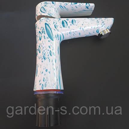 Смеситель пластиковый Fokus Капля, фото 2