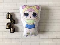 ЛОЛ кукла подушка