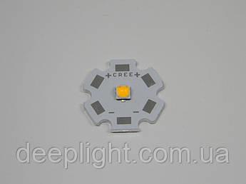 Светодиод Cree XPL 10W 3200K для фонарей,фар,светильников