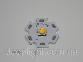 Светодиод Cree XM-L2 10W 3200K для фонарей,фар,светильников