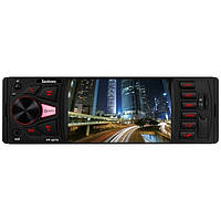 Автомагнитола с Bluetooth Fantom FP-4070 Black/Red