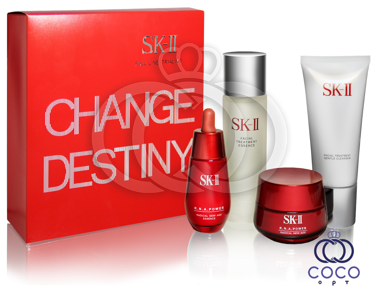 Подарочный набор для ухода за кожей SK-II Full Line Trial Kit
