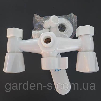 Смеситель ванна-душ Con 10 комплект, фото 2