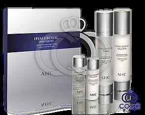 Набор по уходу за кожей с комплексом гиалуроновых кислот AHC Hyaluronic Skin Care Set