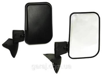 Бічні дзеркала ВАЗ 2121/21213 Нива чорні Vitol ЗБ-3220 Niva