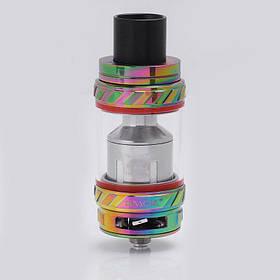Атомайзер Smok TFV12 Cloud Beast King KIt with RBA 6 ml Rainbow