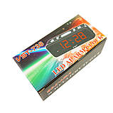 Электронные настольные часы VST-738, фото 5