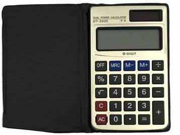 Калькулятор карманный DT-3000