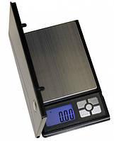 Весы ювелирные для мелких изделий ингредиентов NOTEBOOK 0.01 - 500 грамм.