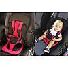 Бескаркасное автокресло для детей Multi Function Car Cushion, фото 5
