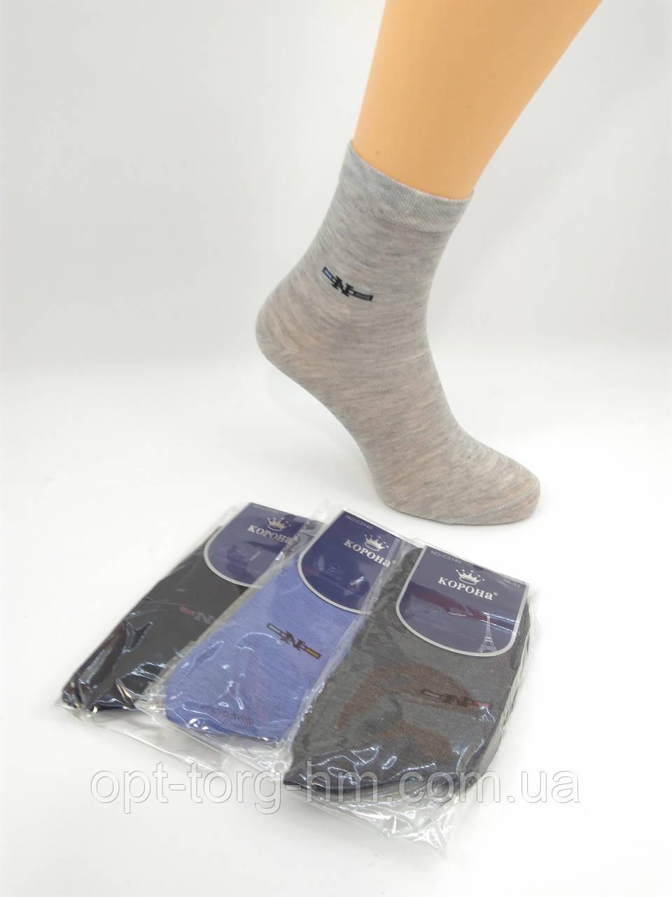 """Подростковые носки """"Корона """" (36-41 Обувь)"""