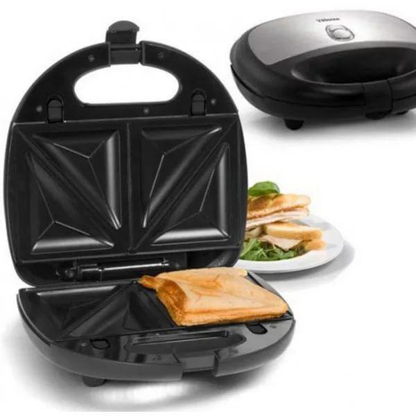 Сендвіч-тостер MPM MOP-12-M-black