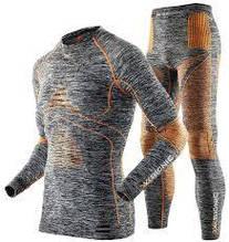 Чоловік комплект термобілизни  X-Bionic Energy Accumulator  EVO Melange Set  розмір - S/M