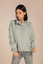 Куртка 67700 (грязно_бирюзовый)