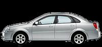Заднее левое боковое стекло Chevrolet Lacetti / Шевроле Лачетти (2003-н.в.)