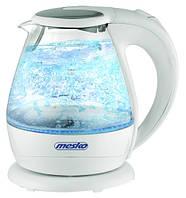 Чайник Mesko MS 1245 скло, фото 1