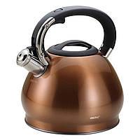 Чайник со свистком 3.4 л KingHoff KH-1213, фото 1