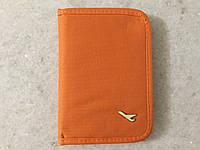 Органайзер для документов Avia Travel 12х18 см / оранжевый