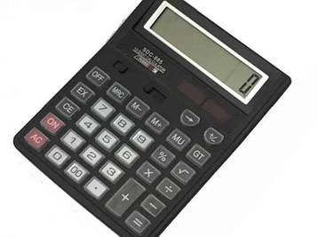 Калькулятор SDC-885 (19х14см)