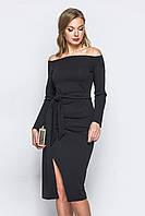 S, M, L / Вечірнє жіноче чорне плаття