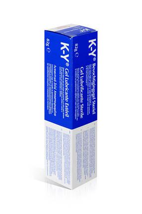 """Вагинально-анальная смазка на водной основе """"K-Y"""", 82 г, фото 2"""