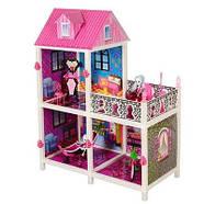 Детский игрушечный кукольный домик с куклами  MH Monster High | дом для кукол Монстр Хай, фото 2