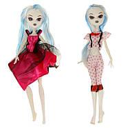 Детский игрушечный кукольный домик с куклами  MH Monster High | дом для кукол Монстр Хай, фото 3