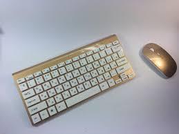 Клавиатура KEYBOARD + Мышка wireless 902 Apple,безпроводная