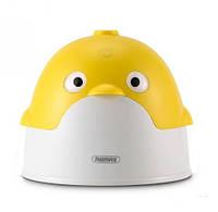 Зволожувач повітря Cute Bird Humidifier Remax RT-A230-Yellow