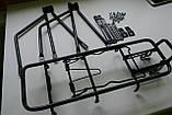 Велосипедний Багажник універсальний 24-29 колеса, фото 3