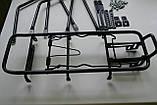 Велосипедний Багажник універсальний 24-29 колеса, фото 5