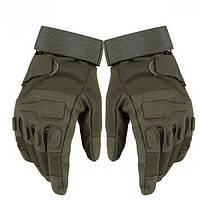 Тактические полнопалые перчатки BlackHawk