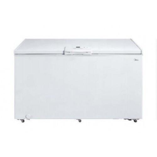 Морозильный ларь Midea HS-384CEIN (290 л, завод Midea, 2 корзины, 3 года гарантия, дисплей)