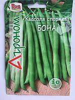 Семена Агроном Фасоль Спаржевая Бона 10 гр