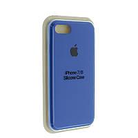 "Чехол Silicon iPhone 8 - ""Монарх №3"""