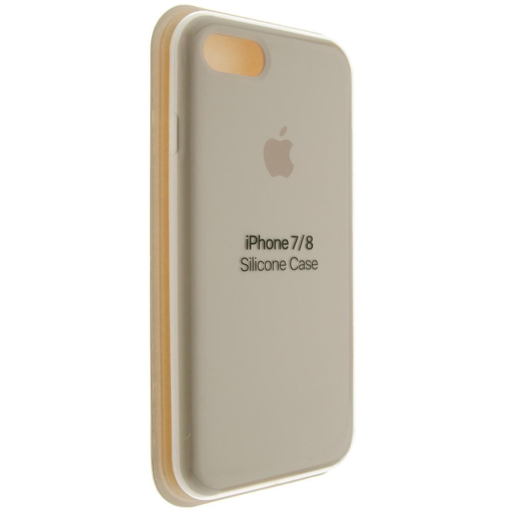 """Чехол Silicon iPhone 8 - """"Античность №11"""""""