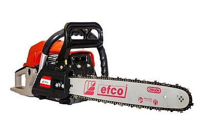 Бензопила EFCO MT640 (2 шины, 2 цепи) + масло