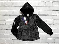 Толстовка- куртка для мальчиков. 4 года.