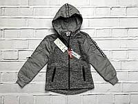 Толстовка- куртка для мальчиков. 4- года.