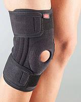 Aurafix 3103. Aurafix Бандаж на колено неопрен, разъемный, силиконовое кольцо 3103 UNI
